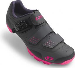 GIRO Buty damskie Manta R dark shadow bright pink r. 38 (GR-7077465)
