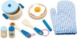Viga Zestaw Śniadaniowy Blue (0821)