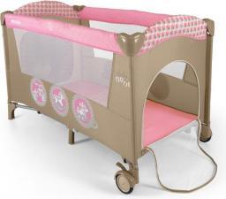 Milly Mally Łóżeczko Mirage Pink Toys