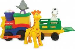 Kiddieland Pociąg Safari ze Zwierzątkami