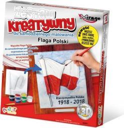 Mirage Zestaw Kreatywny Flaga Polski (GXP-636878)