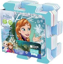 Trefl Układanka Puzzlopianka Frozen (60916)