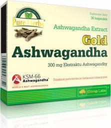 Olimp Gold Ashwagandha 30 kapsułek
