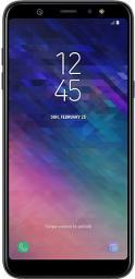 Smartfon Samsung Galaxy A6 Plus 2018 32 GB Dual SIM Czarny  (SM-A605FZKNXEO)