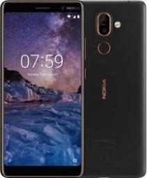 Smartfon Nokia 7 Plus 64GB Czarny (11B2NB01A04)