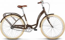 "Le Grand Rower miejski Lille 1 brązowy 19"""