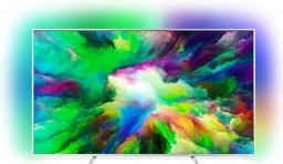 Telewizor Philips 75PUS7803/12 4K, HDR Plus, Quad Core, Android, AMBILIGHT 3