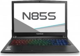 Laptop Hyperbook N85S i7-8750H/8GB/1000 GTX1060