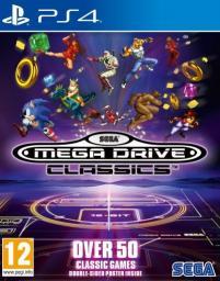 PS4: SEGA MegaDrive Classics