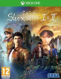 Zestaw gier Shenmue I & II