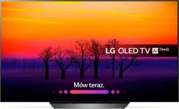 Telewizor LG OLED 55B8 4K, HDR10 Pro, WebOS 4.0, AI ThinQ, Netflix