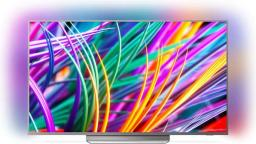 Telewizor Philips 55PUS8303/12 NanoLED, 4K, HDR Premium, Android TV, AMBILIGHT 3, QWERTY