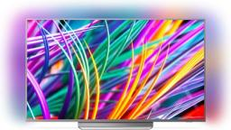 Telewizor Philips 65PUS8303/12 NanoLED, 4K, HDR Premium, Android TV, AMBILIGHT 3, QWERTY
