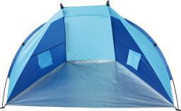 ROYOCAMP Namiot plażowy Sun 200x120x120cm błękitno-niebieski