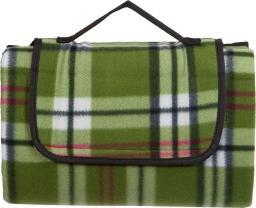 ROYOCAMP Koc piknikowy zielony 150x120cm