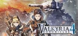 PS4: Valkyria Chronicles 4