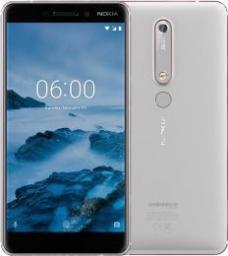 Smartfon Nokia 6.1 32GB Biały
