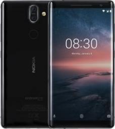 Smartfon Nokia 8 Sirocco 128GB Black