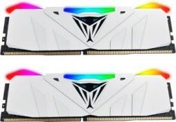 Pamięć Patriot VIPER RGB DDR4, DDR4, 16 GB,3200MHz, CL16 (PVR416G320C6KW)
