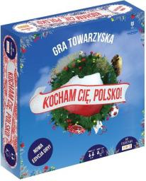 Tm Toys Gra planszowa Kocham Cię Polsko