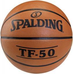 Spalding Piłka do koszykówki TF 50 Ooutdoor pomarańczowa r. 5
