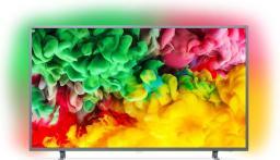 Telewizor Philips 50PUS6703/12 4K, HDR Plus, SAPHI Smart TV, AMBILIGHT 3