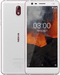 Smartfon Nokia 3.1 Biały 16GB (TA-1063)