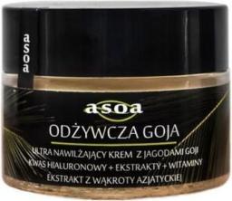 Asoa krem odżywcza goja 50 ml