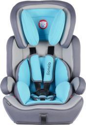 Fotelik samochodowy Lionelo Levi Plus 9-36kg Baby blue