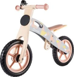 Lionelo Rowerek biegowy CASPER PINK