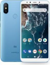 Smartfon Xiaomi Mi A2 64 GB Dual SIM Niebieski  (821013600010-A-3)