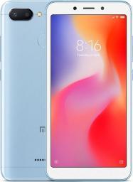 Smartfon Xiaomi Redmi 6 32GB Niebieski