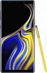 Smartfon Samsung Galaxy Note 9 512 GB Dual SIM Niebieski  (SM-N960FZBHXEO)