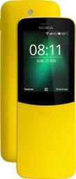 Telefon komórkowy Nokia 8110 4G DS Żółty (16ARGY01A05)