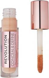 Makeup Revolution Conceal and Define Conceale Korektor do twarzy C5 3.4 ml