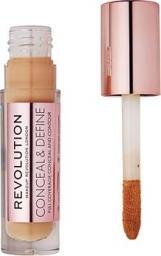 Makeup Revolution Conceal and Define Conceale Korektor do twarzy C12 3.4 ml