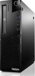 Komputer Lenovo M83 i3-4130 4GB 500GB HDD DVD Win 10 Pro COA