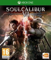 Soul Calibur 6