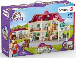 Figurka Schleich Duże centrum jeździeckie Horse Club (42416)