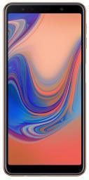 Smartfon Samsung Galaxy A7 2018 64 GB Dual SIM Złoty  (SM-A750FZDU)