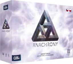 Albi Gra planszowa Anachrony edycja polska