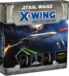 Galakta Star Wars X-Wing Zestaw podstawowy