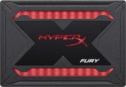 Dysk SSD HyperX Fury SHFR RGB 480GB SATA3 (SHFR200/480G)