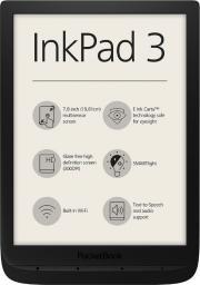 Czytnik PocketBook PB 740 InkPad 3 czarny (PB740-E-WW)