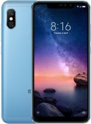 Smartfon Xiaomi Redmi Note 6 Pro 32 GB Dual SIM Niebieski  (20332)