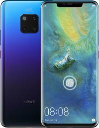 Smartfon Huawei Mate 20 Pro 128 GB Dual SIM Fioletowy  (51092XAR)