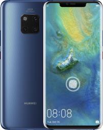Smartfon Huawei Mate 20 Pro 128 GB Dual SIM Niebieski  (51092XAM)