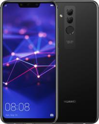 Smartfon Huawei Mate 20 Lite 64 GB Dual SIM Czarny  (Mate20Lite (2534))