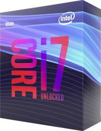 Procesor Intel Core i7-9700K, 3.6GHz, 12 MB, BOX (BX80684I79700K)