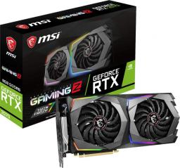 Karta graficzna MSI GeForce RTX 2070 GAMING Z 8G 8GB GDDR6 (256 Bit), HDMI, 3xDP, USB-C, BOX (RTX 2070 GAMING Z 8G)